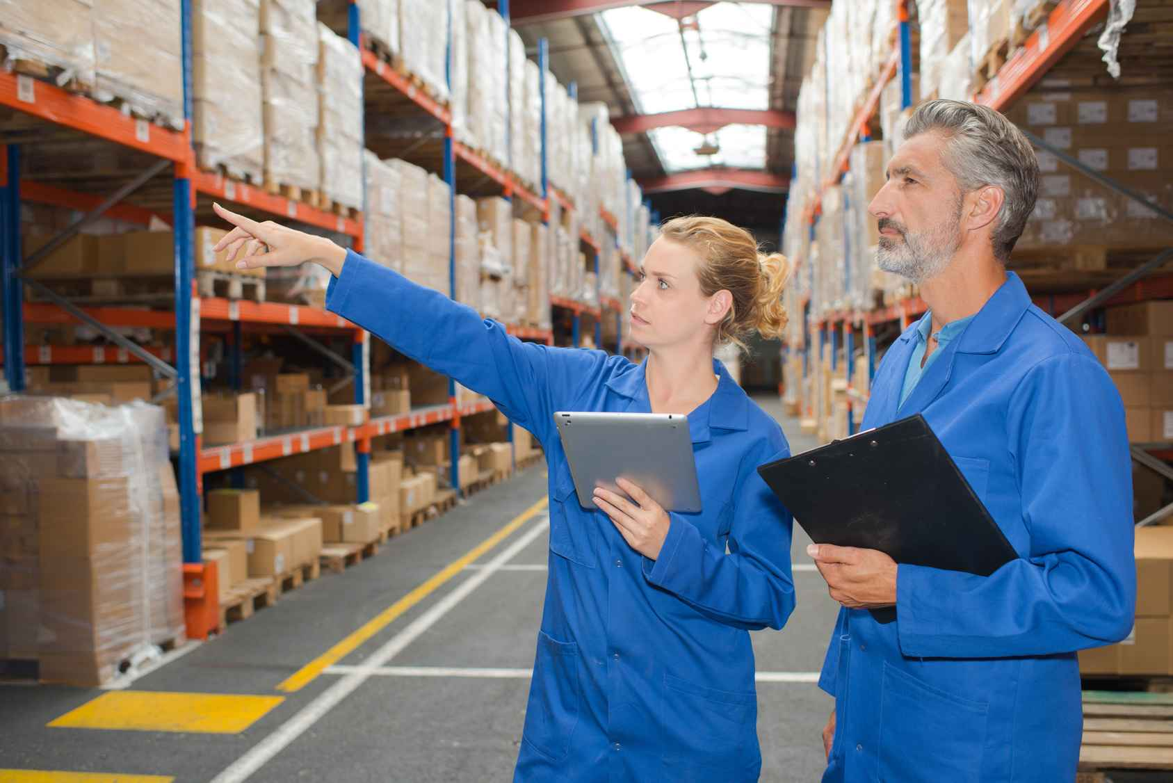 Racking inspection experts