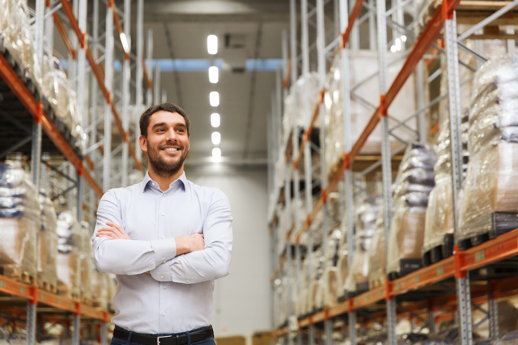 safe warehouse is essential for trade