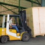 Forklift Safety in the Warehouse - racking safety