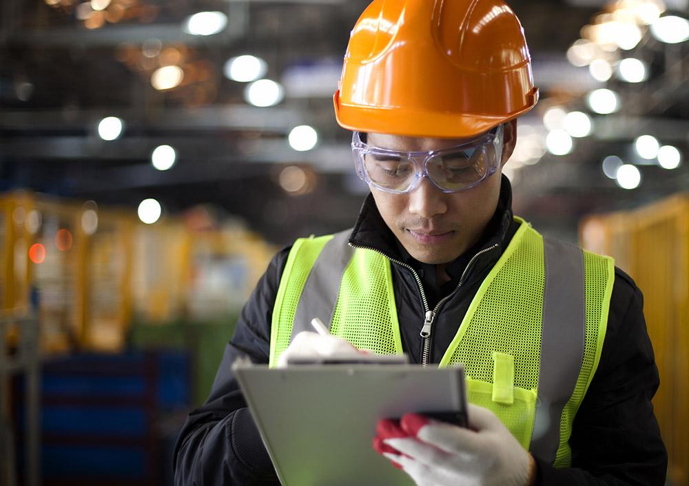 Storage rack safety inspection checklist