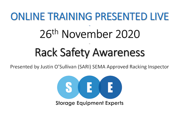 Online Racking inspection training